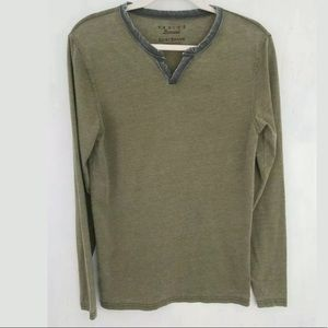 Lucky Brand - Mens S - NWT - Olive  Green  Venice